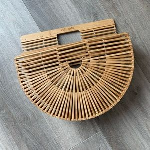 Large cult Gaia ark bag bamboo